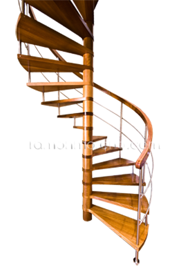 Escaleras de caracol modernas trendy escaleras en - Escaleras ramon moreno ...