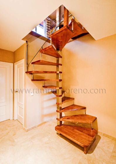 Escaleras caracol, escaleras de caracol, escaleras caracol metálicas ...