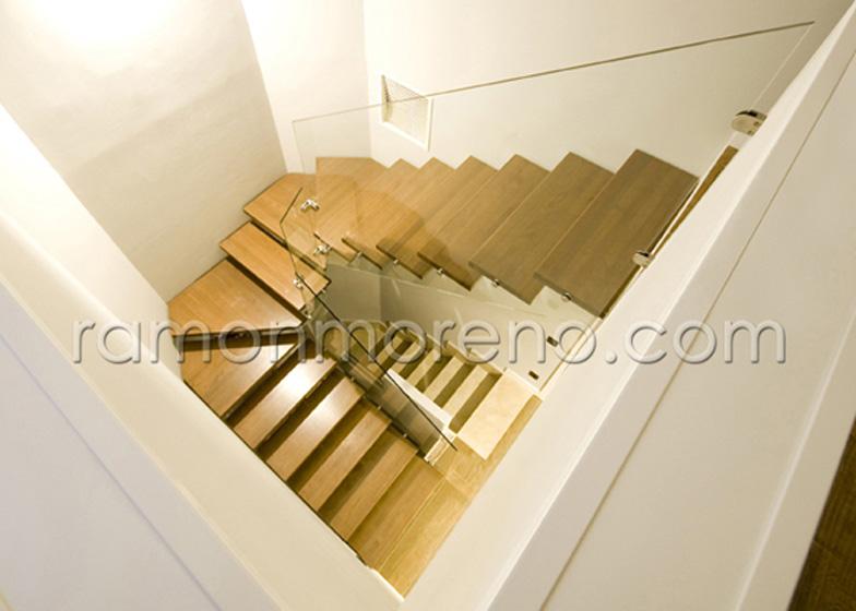 fabrica de escaleras de interior a medida venta escaleras